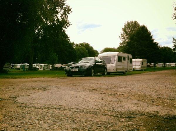 BMW Campsite and Caravan