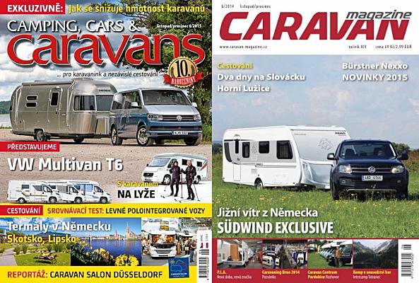 Camping Cars & Cravans Magazine