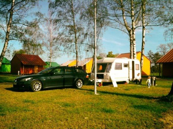 Camping in Czech Republic