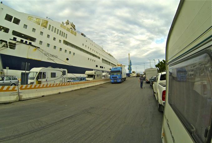 Big Ferry Boat - Splendid