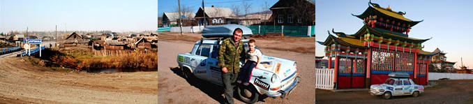 Embecko Expedition in Skoda MB