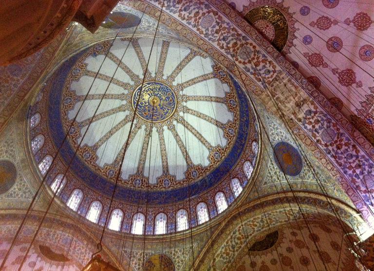 Instambul in Turkey 2014