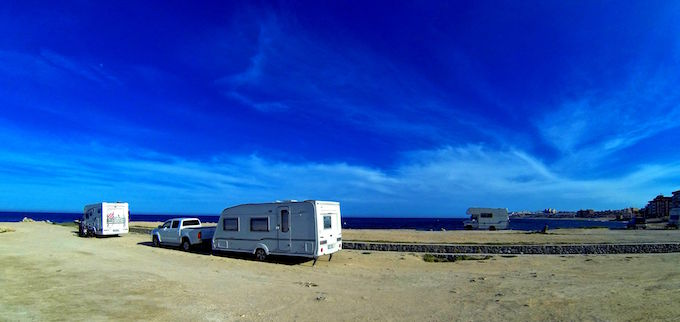 La Mata Boondocking