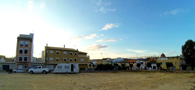 Spain Boondocking