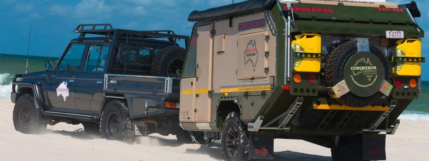Trailer UEV-490 Evolution