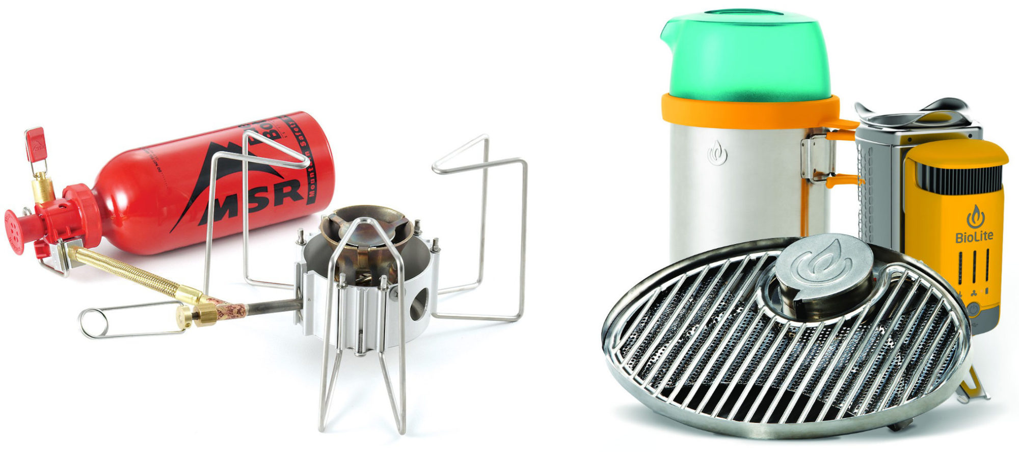 Camp Stoves for Caravaning