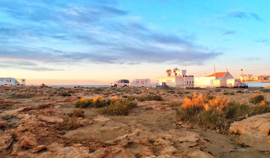 Spain Caravan Trip 2018