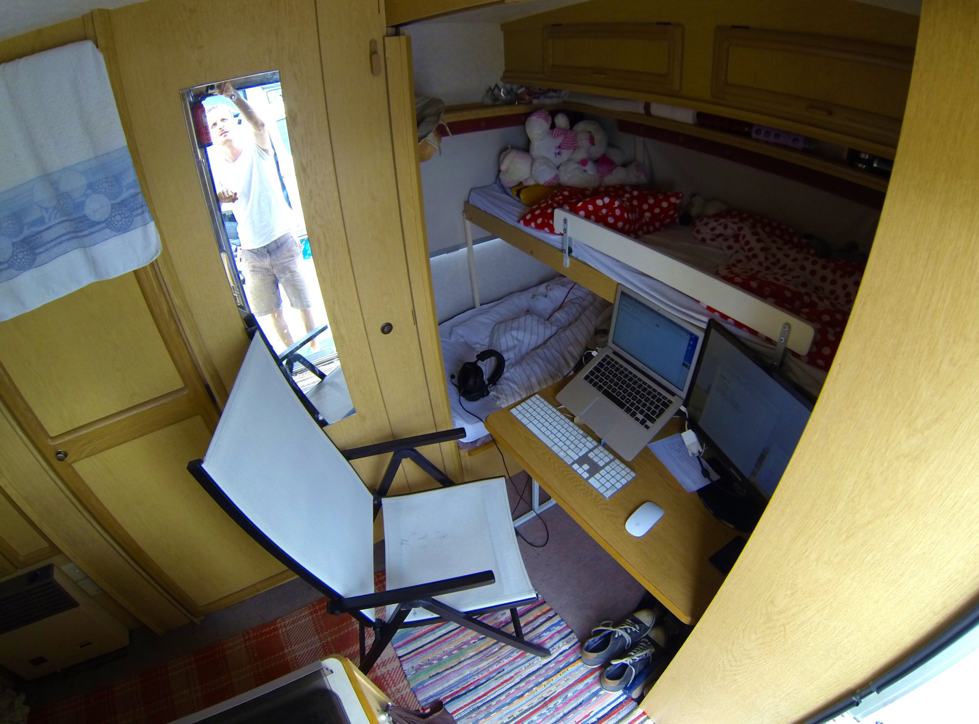 Caravan Office