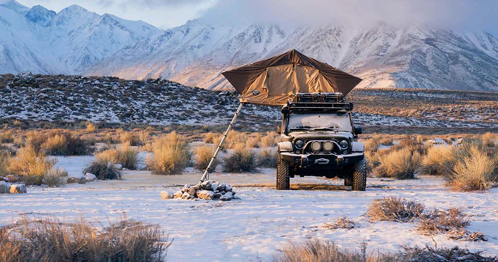 CVT Cascadia Tents