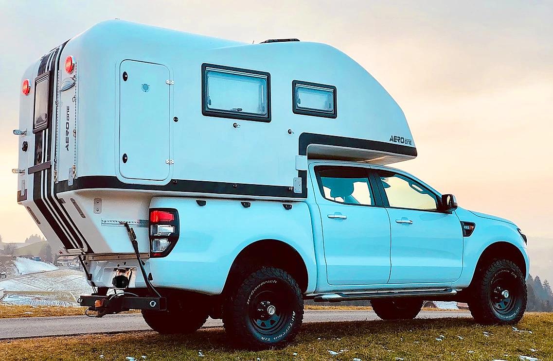 Aero One Camper