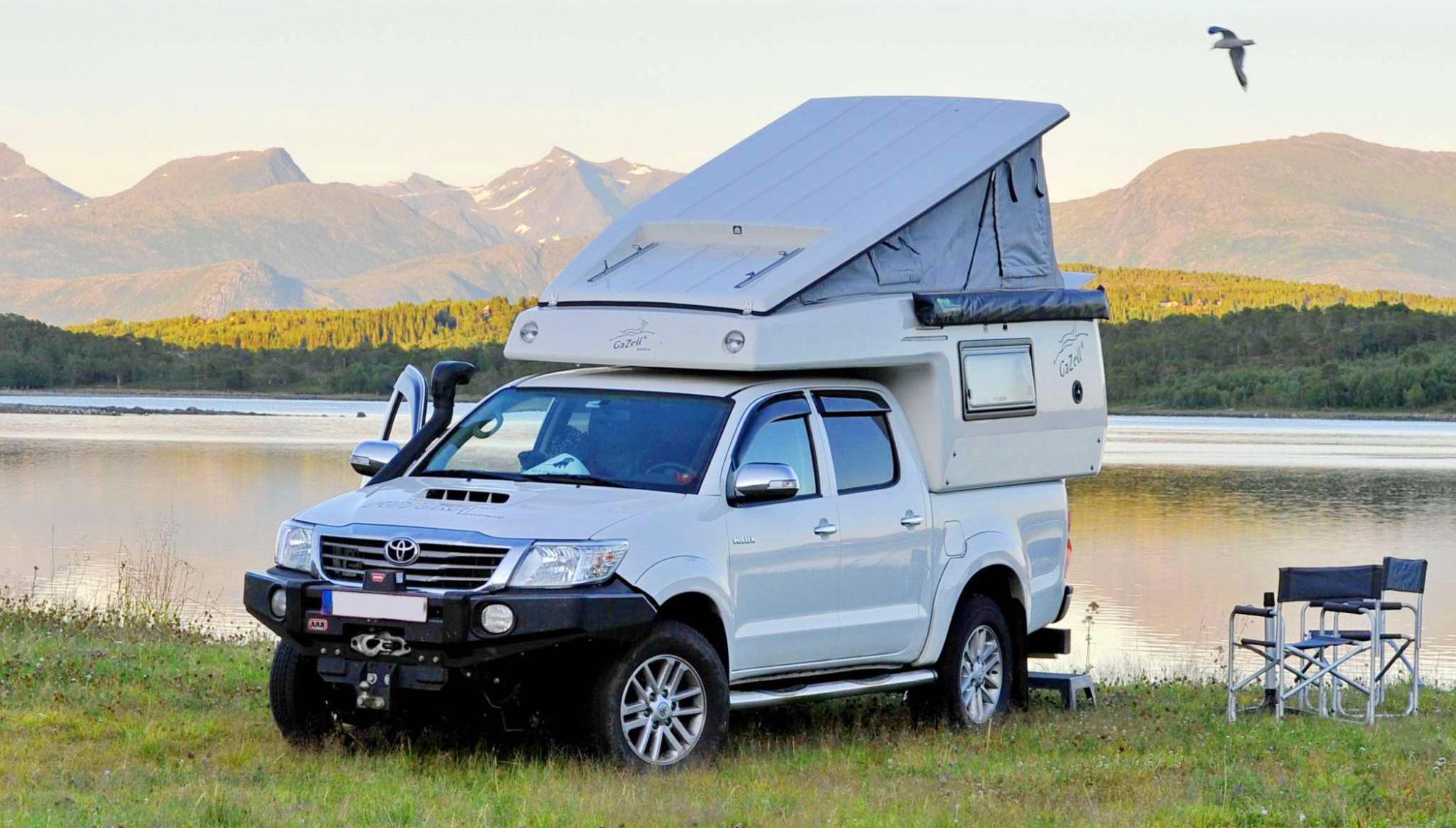Gazell Camper