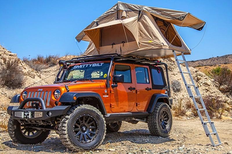 Smittybilt Rooftop Tent
