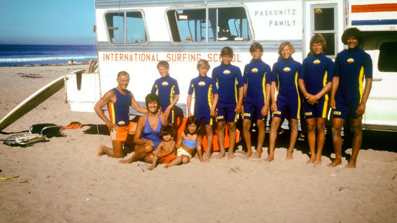 Paskowitz Family from Surfwise