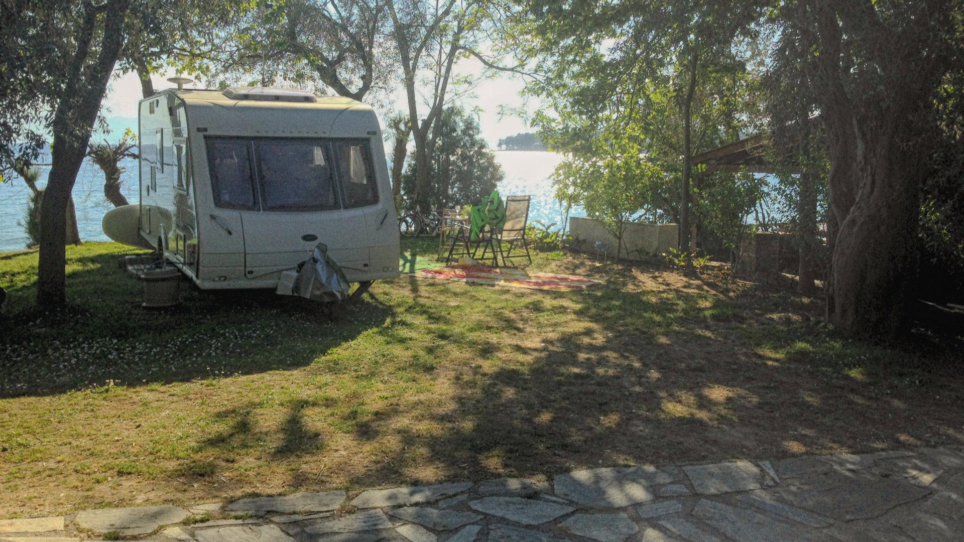 Camping Sikia Greece