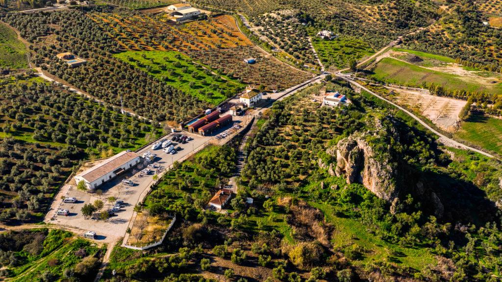 Olvera Station