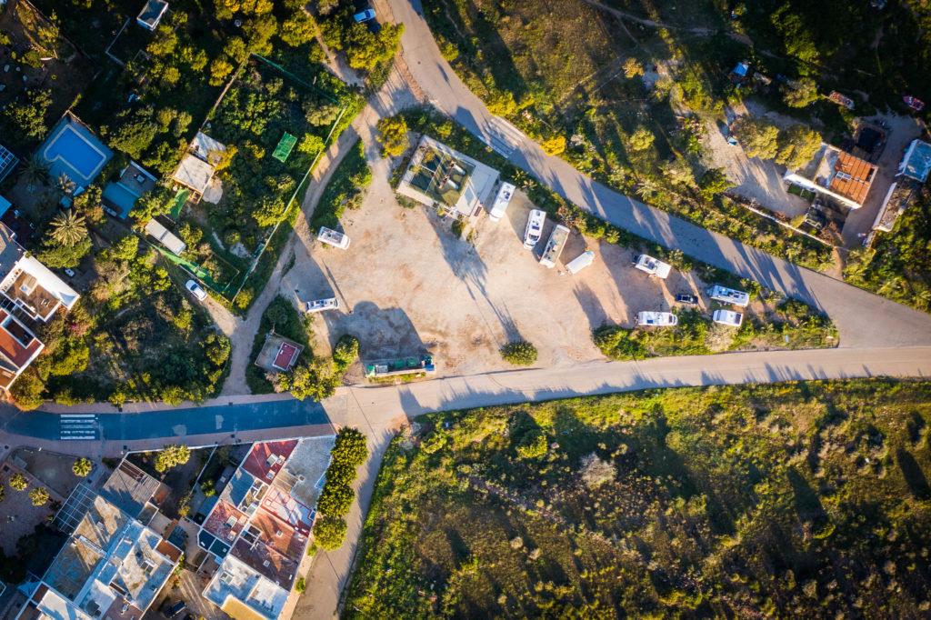 Rodalquilar Village