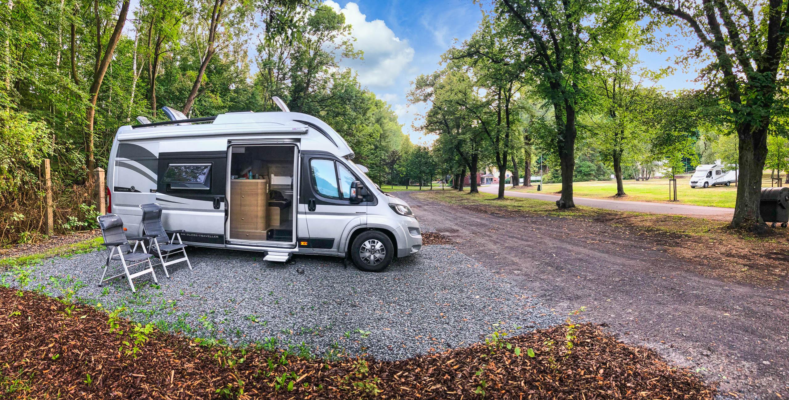 Camp Landek Park Ostrava