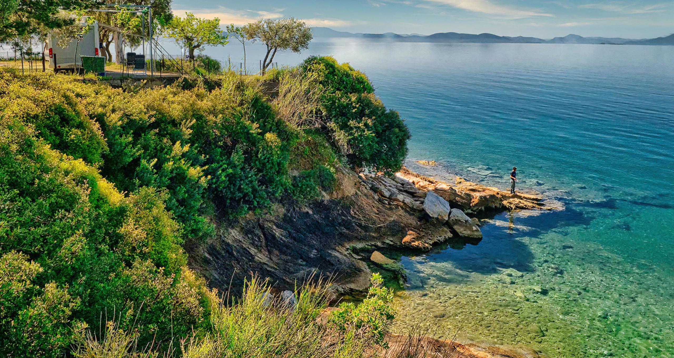Sikia Camping Greece