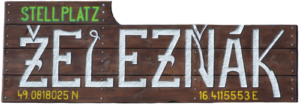 Stellplatz Zeleznak