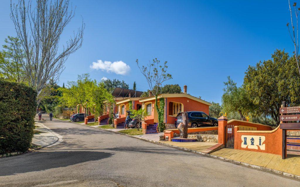 Camping El Sur Ronda - Apartments