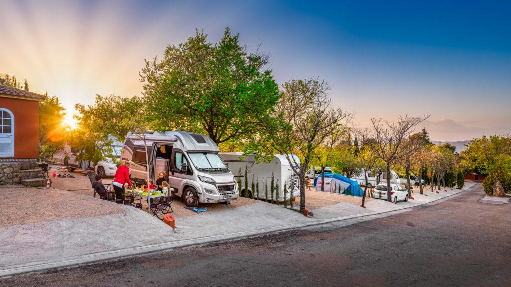 Camping El Sur Ronda