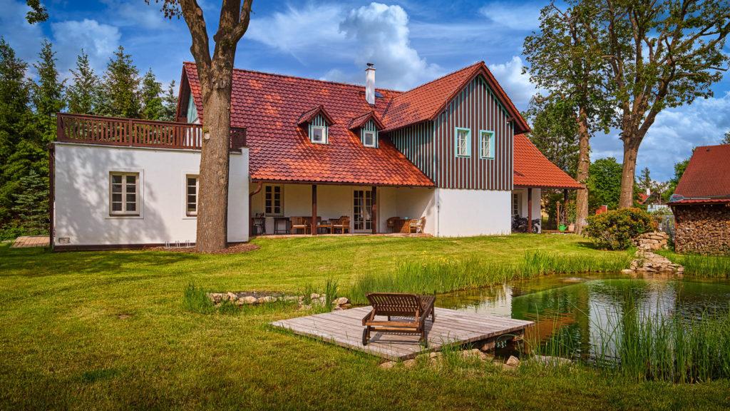 Caravancamp Country House Tisa