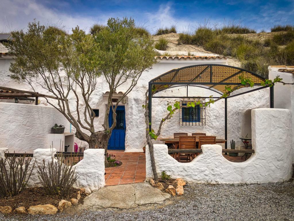 Cuevas Andalucia Camping