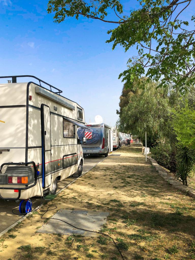 Marina Gelves Sevilla Camperpark
