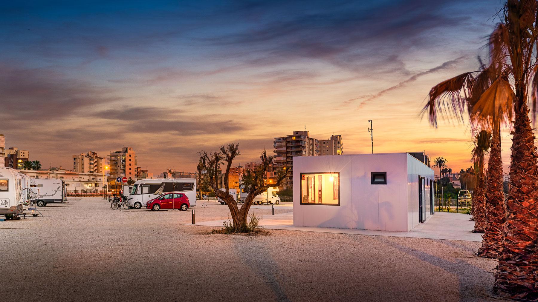 Camper Area Alicante