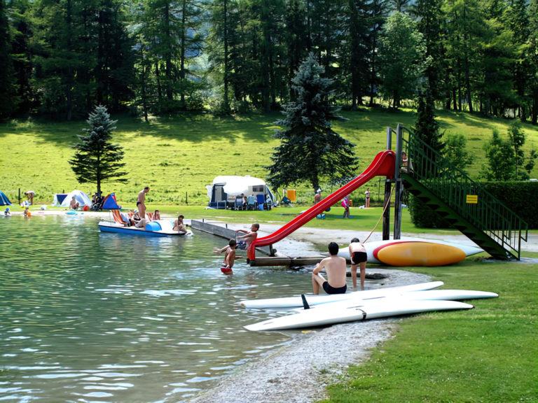 Camping Freizeitsee Zenz