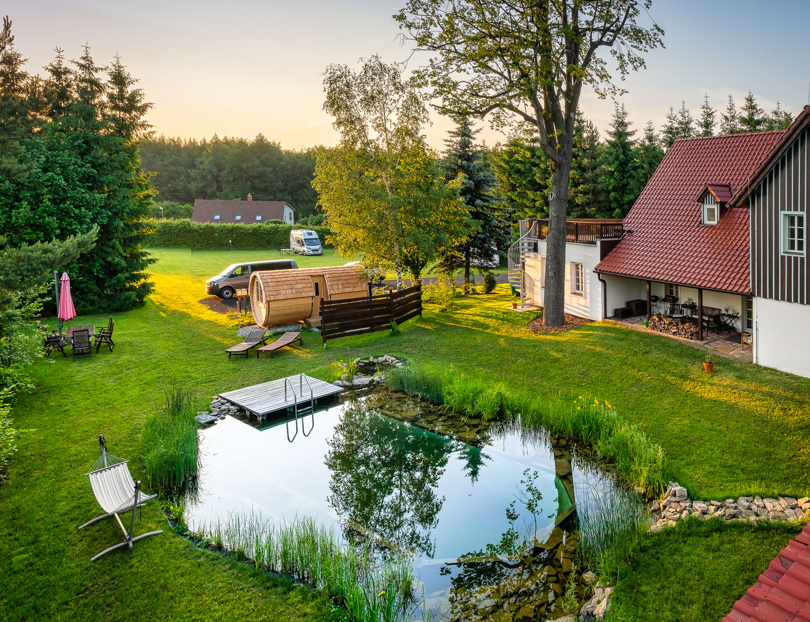 Country House Tisa