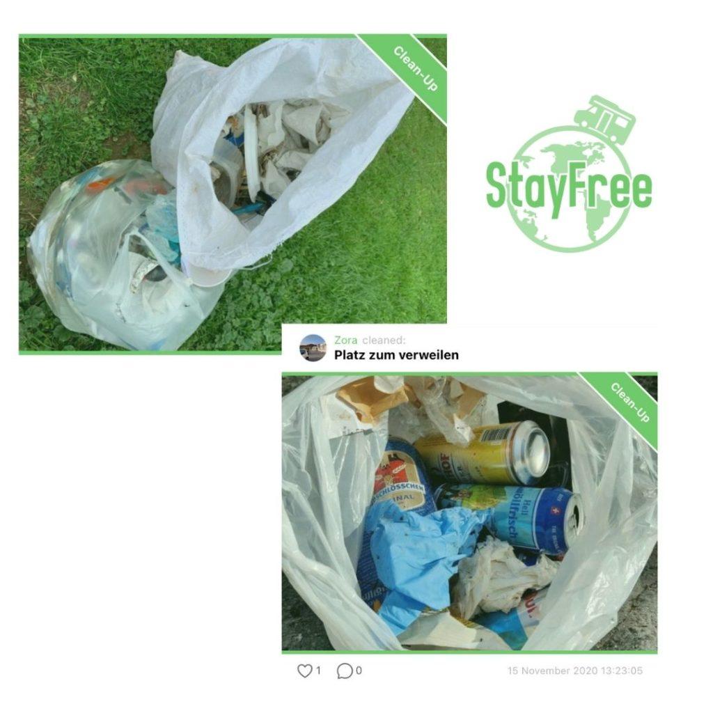 Sustainability StayFree