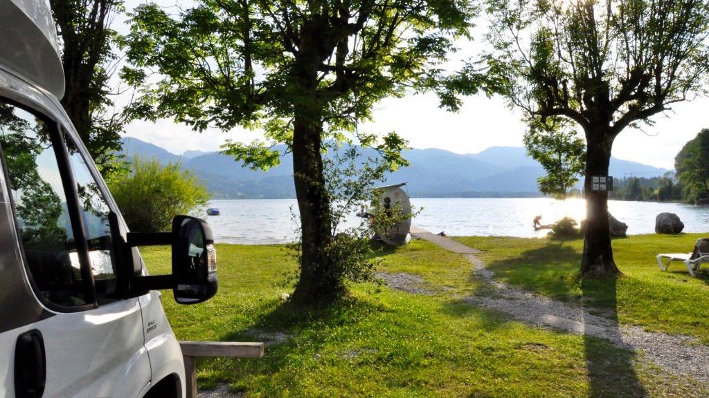 Wolfgangsee Camping Berau