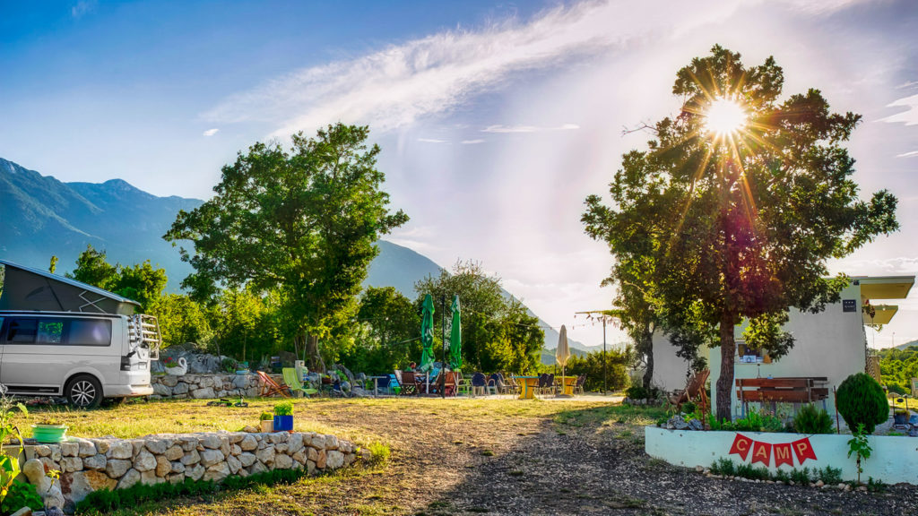 Camping Biokovo