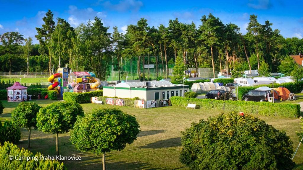 Camping Praha Klanovice