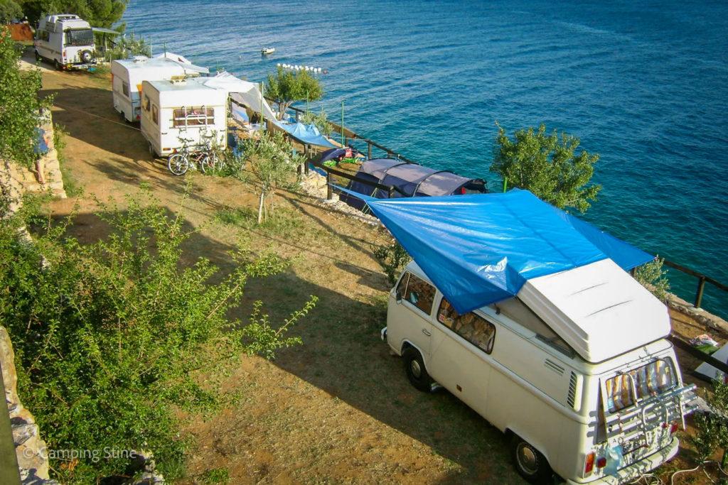 Camping Stine