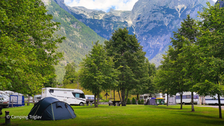 Camping Triglav Slovenia