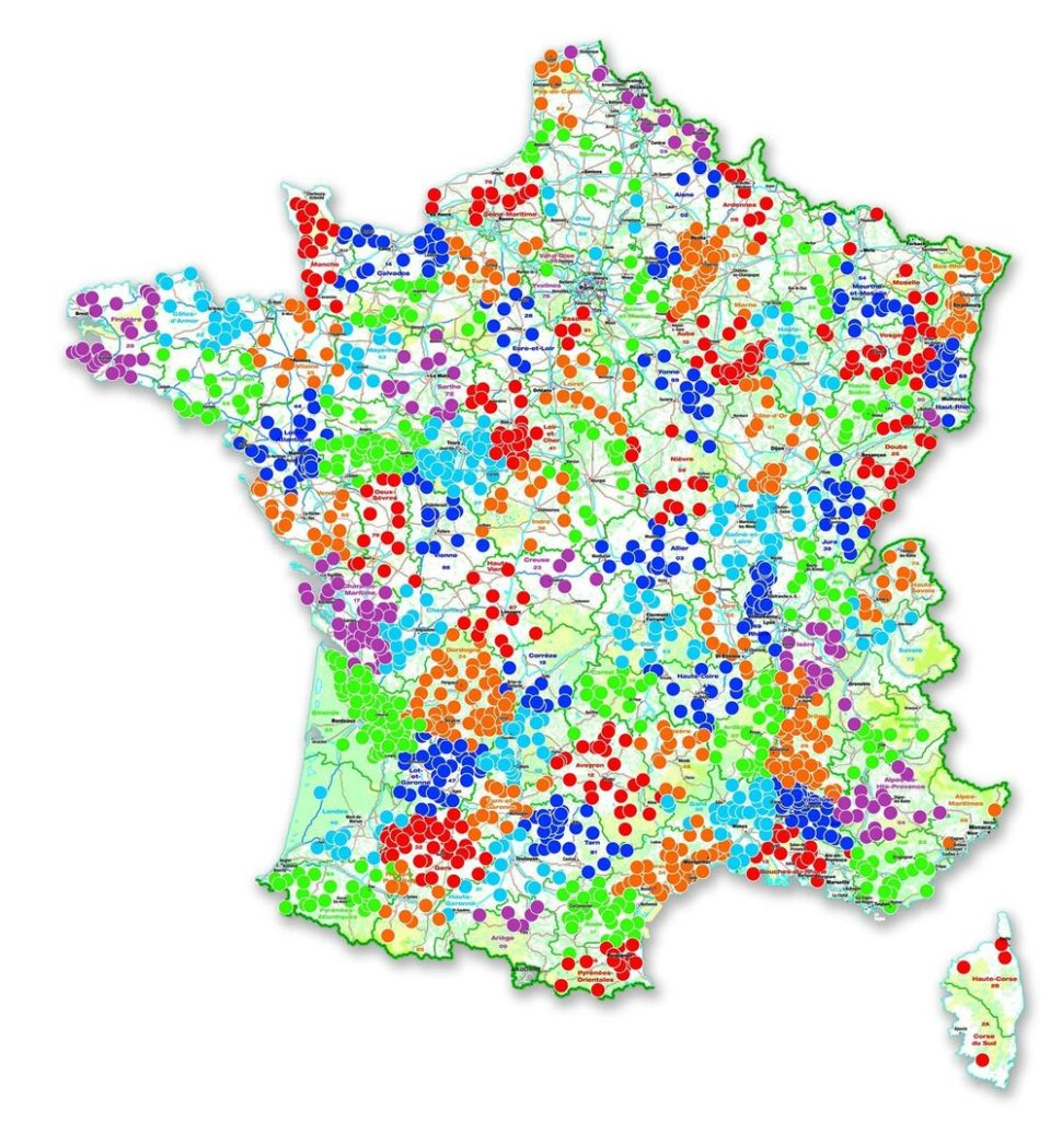 France Farms and Wineries