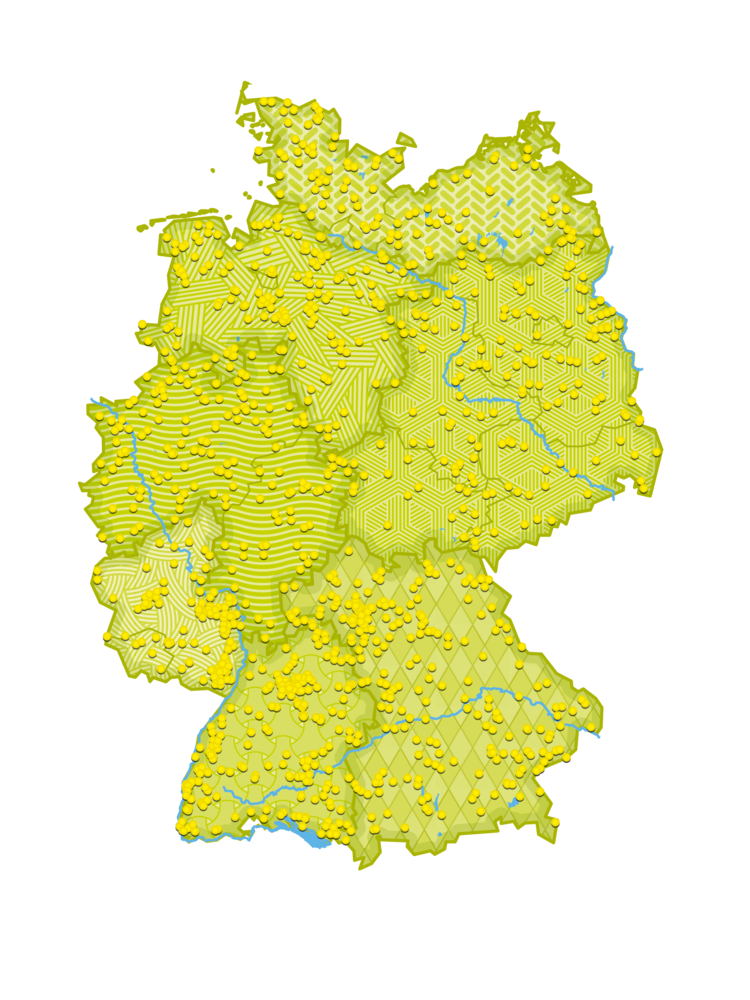 Germany Farms and Wineries