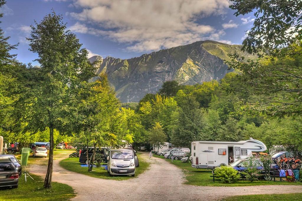 Camping Koren Kobarid