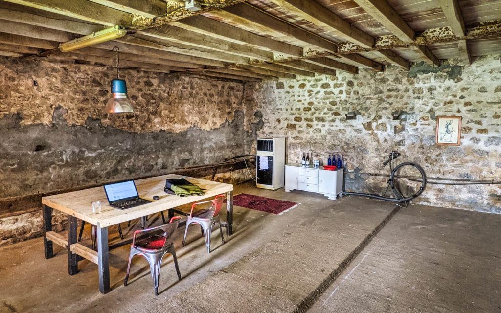 Camping Les Sauges Creative hub