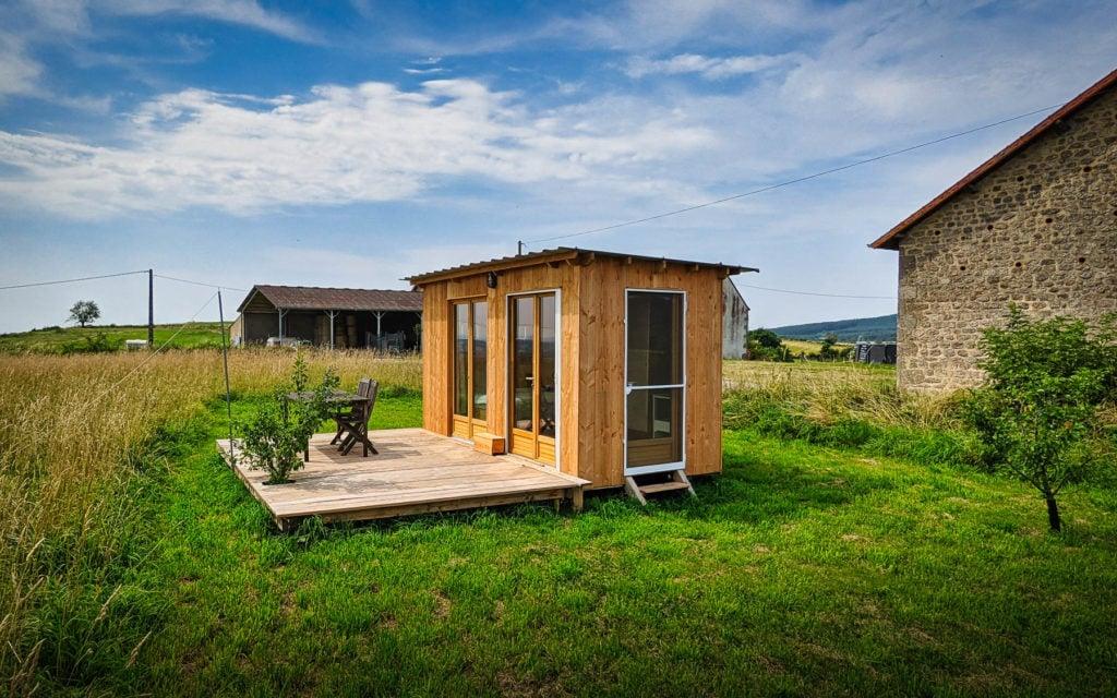 Camping Les Sauges Ecolodge