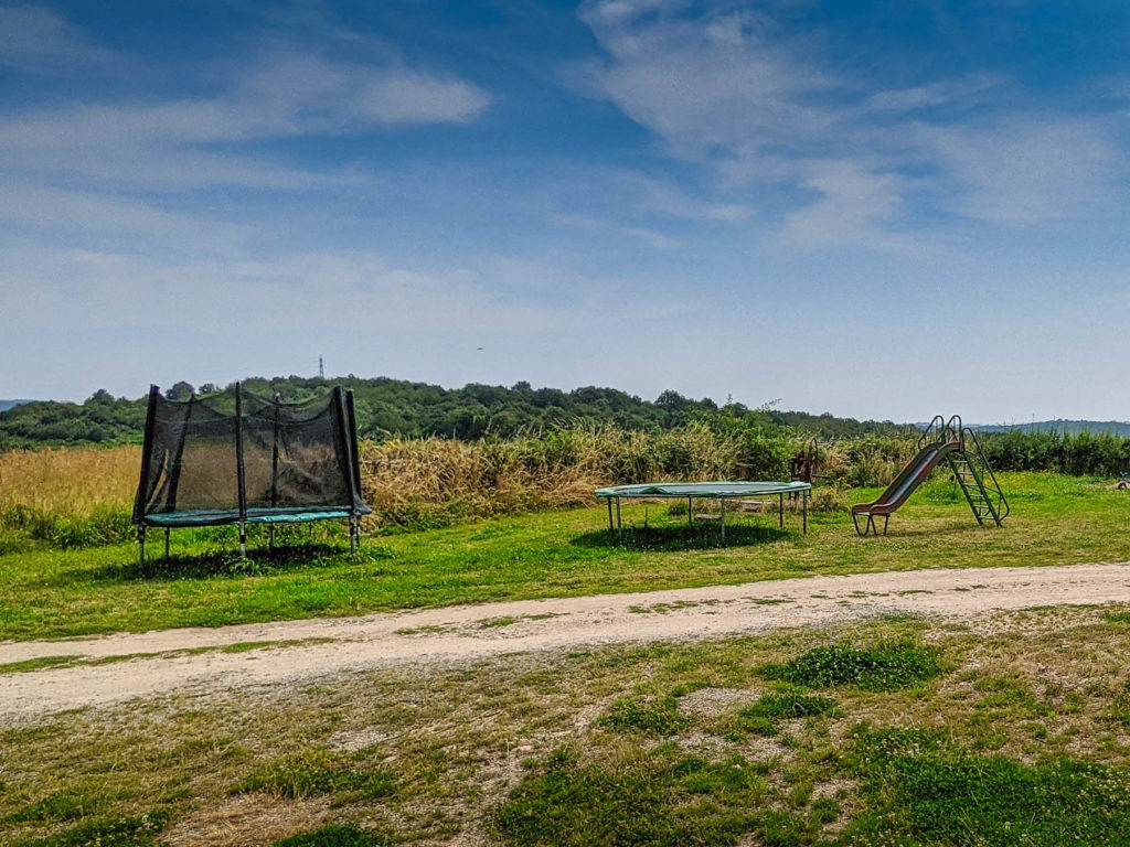 Camping Les Sauges Playground
