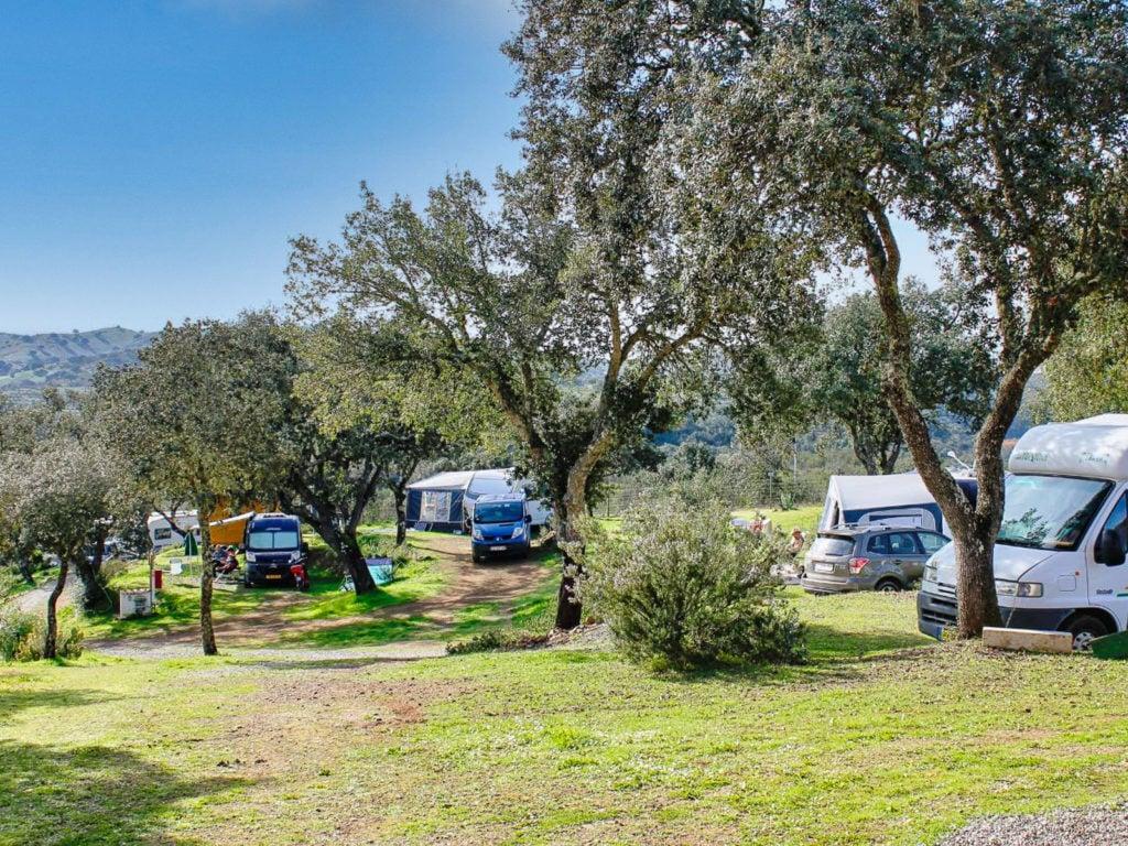 Camping Serro da Bica