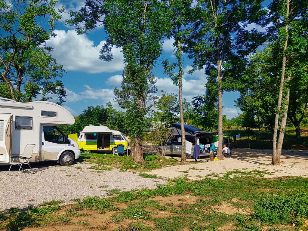 Wild Spring Ranch Camper Spot