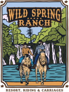 wild spring ranch logo